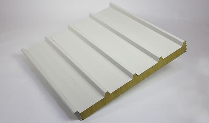 tekiz sandvic panel 1 - Çatı Malzemeleri