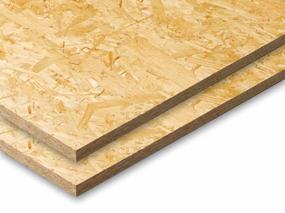 Chipboard-Types