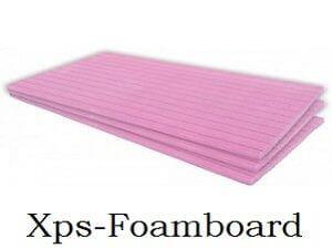 xps foamboard 300x225 - Çatı Malzemeleri Maliyet Hesaplama